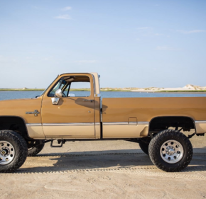 1985 Chevrolet C/K Truck 4x4 Regular Cab 2500 for sale 101418189