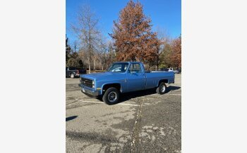 1985 Chevrolet C/K Truck 4x4 Regular Cab 1500 for sale 101439600