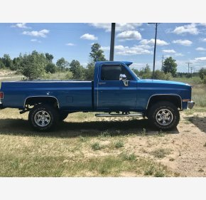 1985 chevy pickup lifted