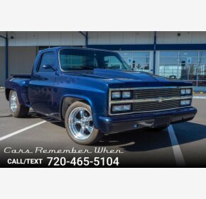 1985 Chevrolet C/K Truck 2WD Regular Cab 1500 for sale 101034699