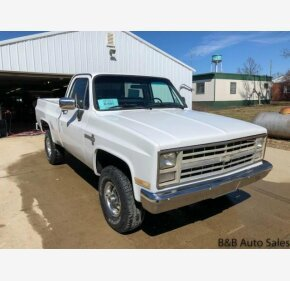 1985 Chevrolet C/K Truck 4x4 Regular Cab 1500 for sale 101084513
