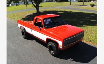 1985 Chevrolet C/K Truck for sale 101093210