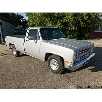 1985 Chevrolet C/K Truck 2WD Regular Cab 1500 for sale 101115241