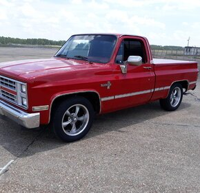 1985 Chevrolet C/K Truck 2WD Regular Cab 1500 for sale 101150327