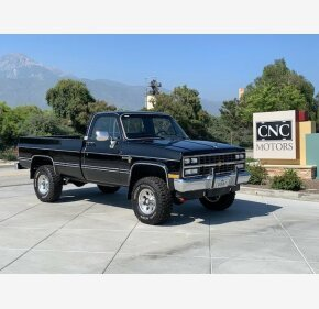 1985 Chevrolet C/K Truck Classics for Sale - Classics on