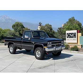 1985 Chevrolet C/K Truck 4x4 Regular Cab 2500 for sale 101154885