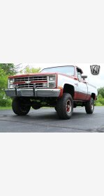 1985 Chevrolet C/K Truck 4x4 Regular Cab 1500 for sale 101164646