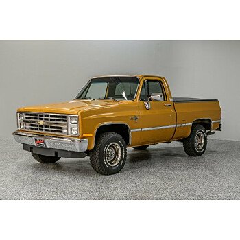 1985 Chevrolet C/K Truck 4x4 Regular Cab 1500 for sale 101166959