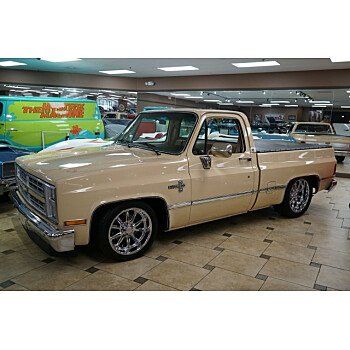 1985 Chevrolet C/K Truck for sale 101170403