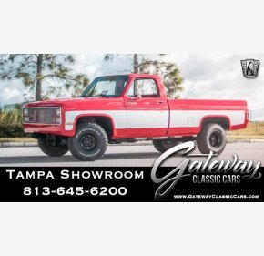 1985 Chevrolet C/K Truck 2WD Regular Cab 1500 for sale 101185395