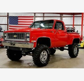 1985 Chevrolet C/K Truck 4x4 Regular Cab 1500 for sale 101210068