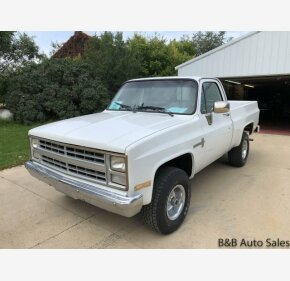 1985 Chevrolet C/K Truck 4x4 Regular Cab 1500 for sale 101210783