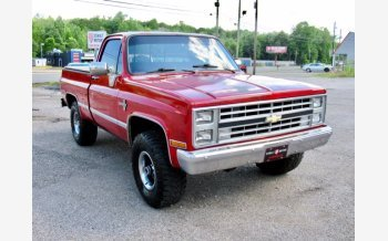 1985 Chevrolet C/K Truck 4x4 Regular Cab 1500 for sale 101335961