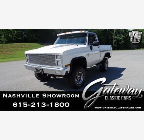 1985 Chevrolet C/K Truck 4x4 Regular Cab 1500 for sale 101336976