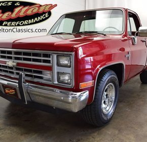 1985 Chevrolet C/K Truck 2WD Regular Cab 1500 for sale 101356054