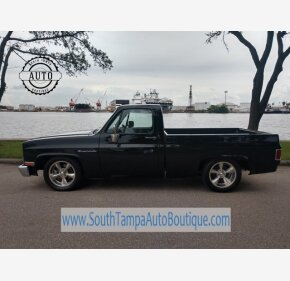 1985 Chevrolet C/K Truck Silverado for sale 101377955