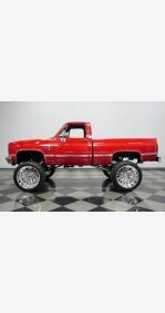 1985 Chevrolet C/K Truck for sale 101384722