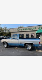 1985 Chevrolet C/K Truck for sale 101390125