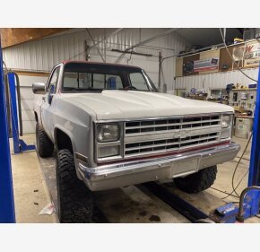 1985 Chevrolet C/K Truck 4x4 Regular Cab 1500 for sale 101392749