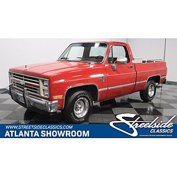 1985 Chevrolet C/K Truck Silverado for sale 101405554