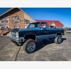 1985 Chevrolet C/K Truck 4x4 Regular Cab 1500 for sale 101406019