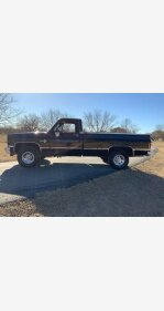 1985 Chevrolet C/K Truck 4x4 Regular Cab 1500 for sale 101431495