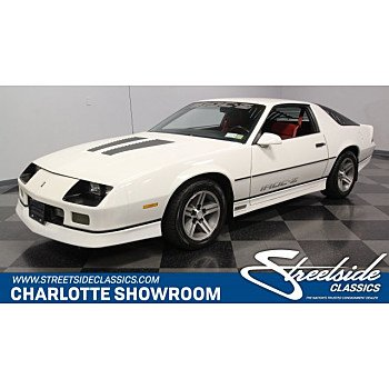 1985 Chevrolet Camaro for sale 101012609