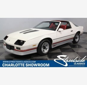 1985 Chevrolet Camaro for sale 101031902