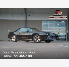 1985 Chevrolet Camaro for sale 101318723
