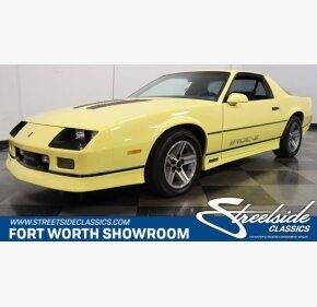 1985 Chevrolet Camaro for sale 101392576