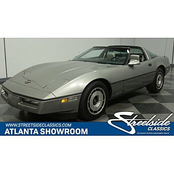 1985 Chevrolet Corvette Coupe for sale 100975620