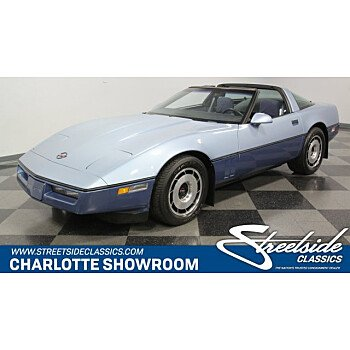 1985 Chevrolet Corvette for sale 101001378