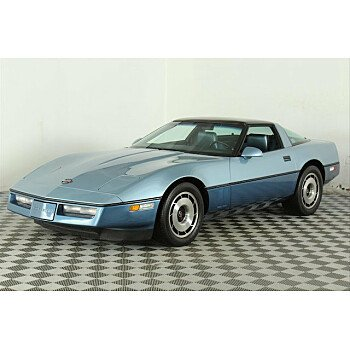 1985 Chevrolet Corvette Coupe for sale 101041086