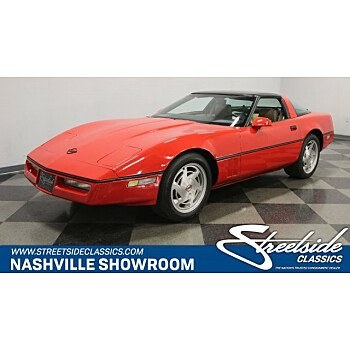 1985 Chevrolet Corvette Coupe for sale 101046739
