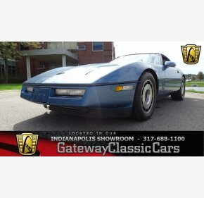 1985 Chevrolet Corvette Coupe for sale 101041828