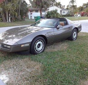 1985 Chevrolet Corvette Coupe for sale 101261594