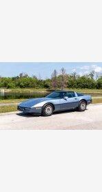 1985 Chevrolet Corvette Coupe for sale 101297679