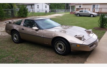 1985 Chevrolet Corvette Coupe for sale 101341219