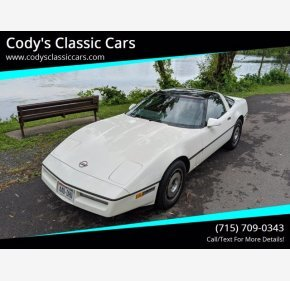 1985 Chevrolet Corvette for sale 101368889