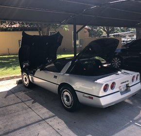 1985 Chevrolet Corvette Coupe for sale 101369420