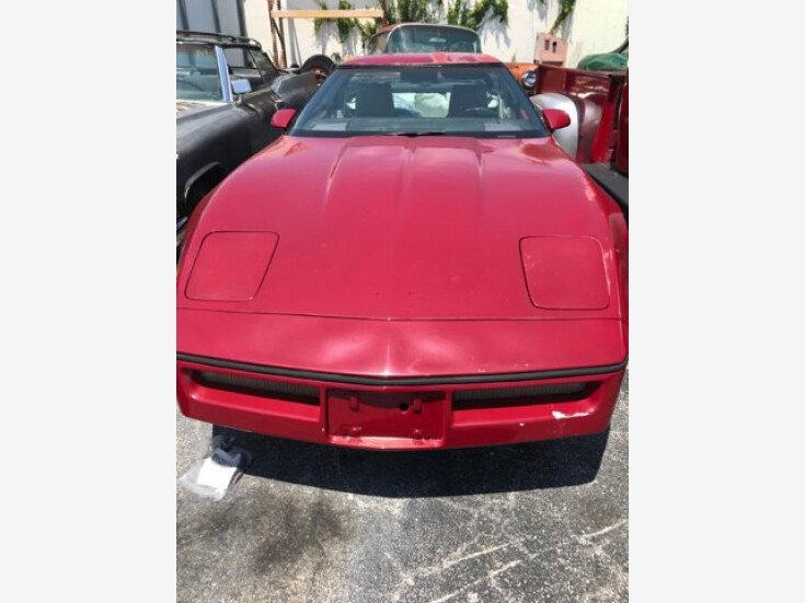 1985 Chevrolet Corvette Coupe for sale 101544738