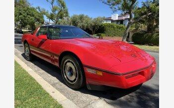 1985 Chevrolet Corvette Coupe for sale 101615809