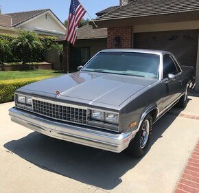 1985 Chevrolet El Camino V8 for sale 101340807