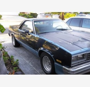 1985 Chevrolet El Camino for sale 101048488