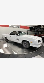 1985 Chevrolet El Camino V8 for sale 101132044