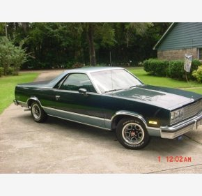 1985 Chevrolet El Camino for sale 101166630