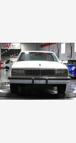 1985 Chevrolet El Camino V8 for sale 101245761
