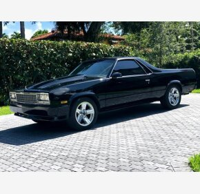 1985 Chevrolet El Camino for sale 101353707
