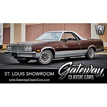 1985 Chevrolet El Camino for sale 101405670