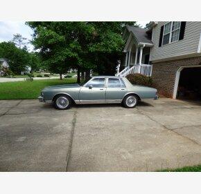 1985 Chevrolet Impala Sedan for sale 100987244